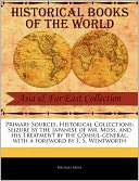 Primary Sources, Historical Collections by Michael Moss: Book Cover