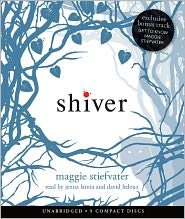 Shiver (Wolves of Mercy Falls Series #1) by Maggie Stiefvater: CD Audiobook Cover