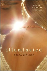 Illuminated by Erica Orloff: Book Cover