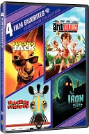 Family Fun Collection: 4 Film Favorites