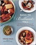 Basic to Brilliant, Y'all by Virginia Willis: Book Cover