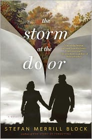 The Storm at the Door by Stefan Merrill Block: Book Cover