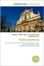 BARNES & NOBLE | Polish Brethren by Frederic P. Miller | Paperback