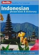 download Indonesian Phrase Book and Dictionary book