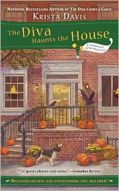 The Diva Haunts the House (Domestic Diva Series #5) by Krista Davis: Book Cover