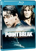 Point Break with Patrick Swayze