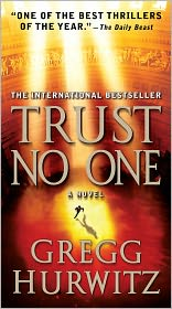 Trust No One by Gregg Hurwitz: NOOK Book Cover