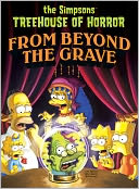 Simpsons Treehouse of Horror from Beyond the Grave by Matt Groening: Book Cover