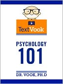 Psychology 101 by Dr. Vook Ph.D and Charles River Editors: NOOK Book Cover