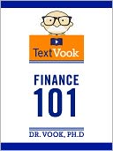 Finance 101 by Dr. Vook Ph.D and Charles River Editors: NOOK Book Cover