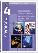 MGM Movie Collection: 4 Musicals