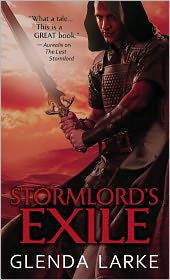 Stormlord's Exile (Stormlord Series #3) by Glenda Larke: Book Cover