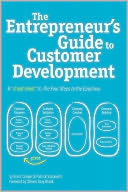 The Entrepreneur's Guide to Customer Development by Brant Cooper: Book Cover