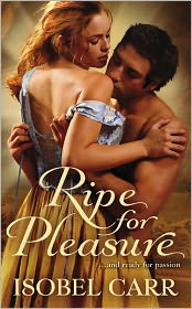 Ripe for Pleasure by Isobel Carr: NOOK Book Cover
