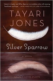 Silver Sparrow by Tayari Jones: Book Cover