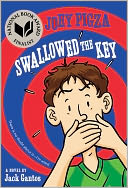 Joey Pigza Swallowed the Key by Jack Gantos: Book Cover