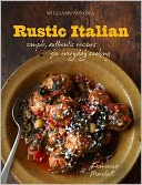 Rustic Italian (Williams-Sonoma) by Domenica Marchetti: Book Cover