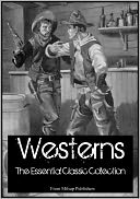 Westerns by Zane Grey: NOOK Book Cover