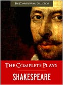 THE COMPLETE PLAYS OF SHAKESPEARE (Special Nook Edition) FULL COLOR ILLUSTRATED VERSION by William Shakespeare: NOOK Book Cover