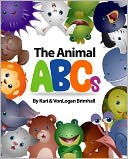 The Animal ABCs by VonLogan Brimhall: NOOK Book Cover