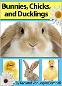 Bunnies, Chicks and Ducklings by Kari Brimhall: NOOK Book Cover