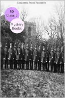 50 Classic Mystery Books by Arthur Conan Doyle: NOOK Book Cover