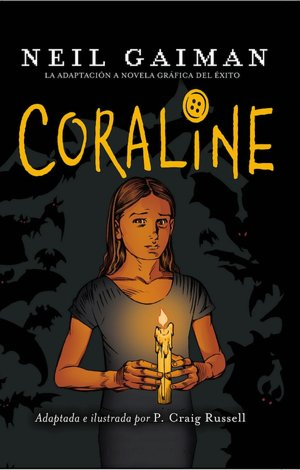 Free e-books download Coraline (Novela Grafica)