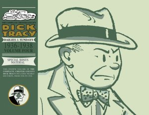 Complete Chester Gould's Dick Tracy, Volume 4