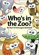 Who's in the Zoo? by Kari Brimhall: NOOK Book Cover