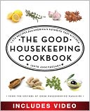 The Good Housekeeping Cookbook by The Editors of Good Housekeeping: NOOK Book Enhanced Cover