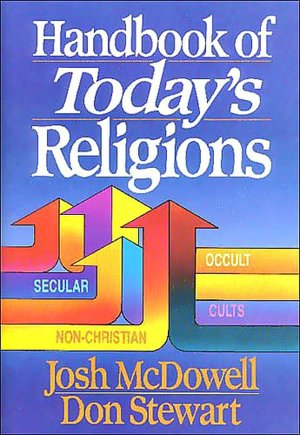 Free ebook download in pdf format Handbook of Today's Religions MOBI DJVU FB2 English version