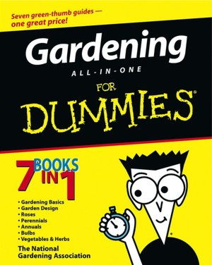 Gardening All-in-One For Dummies