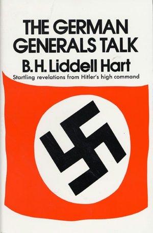 Free ebooks download for iphone German Generals Talk by Basil H. Hart ePub DJVU FB2