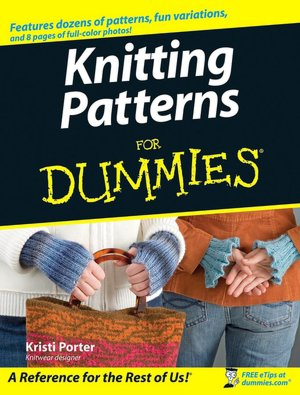 Knitting & Crocheting Glossary: A - For Dummies