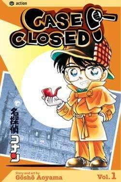 Case Closed: Detective Conan, Volume 1