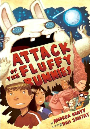 Free computer ebook download Attack of the Fluffy Bunnies MOBI by Andrea Beaty in English 9780810984165