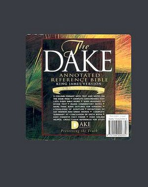 Google books public domain downloads The Dake Annotated Reference Bible-KJV-Compact