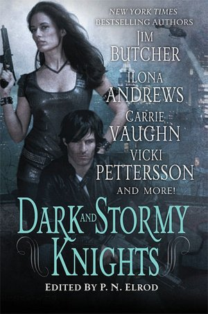 Dark and Stormy Knights anthology