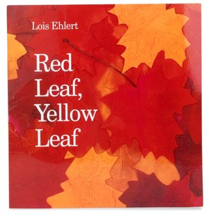 Red Leaf, Yellow Leaf Big Book