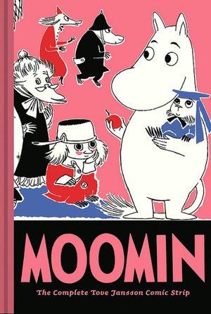 Moomin Book Five: The Complete Tove Jansson Comic Strip, Vol. 5