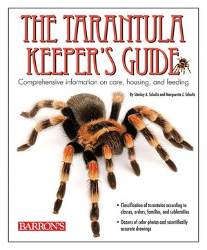 Tarantula Keeper's Guide, 2nd Ed.