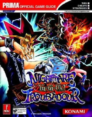 Scribd download book Yu-Gi-Oh! Nightmare Troubador: Prima Official Game Guide 9780761550945
