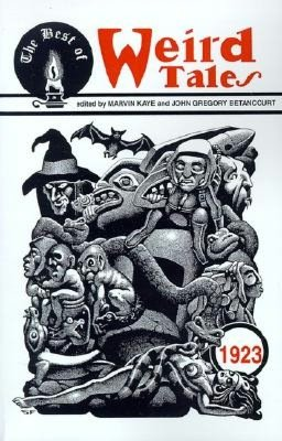 Best books download free The Best Of Weird Tales 9781880448533 by Marvin Kaye in English iBook PDF ePub