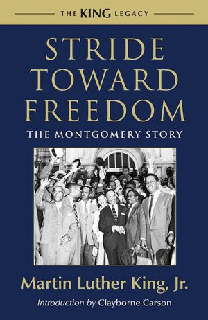 Stride toward Freedom The Montgomery Story cover