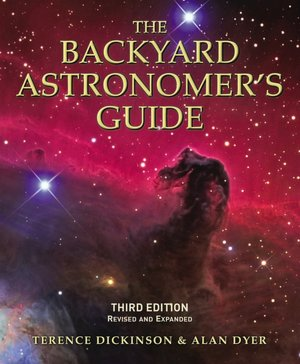 Best free audiobook downloads The Backyard Astronomer's Guide by Terence Dickinson, Alan Dyer 9781554073443 PDB MOBI