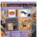 "Finished In A Flash Page Kit 12""X12""-Halloween by Hot Off The Press: Product Image"