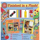 "Finished In A Flash Page Kit 12""X12""-School by Hot Off The Press: Product Image"
