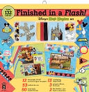 "Finished In A Flash Page Kit 12""X12""-Disney Magic Kingdom by Hot Off The Press: Product Image"