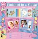 "Finished In A Flash Page Kit 12""X12""-Disney Princess by Hot Off The Press: Product Image"