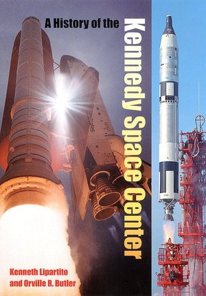A History of the Kennedy Space Center cover